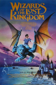 Wizards of the Lost Kingdom (1985) download